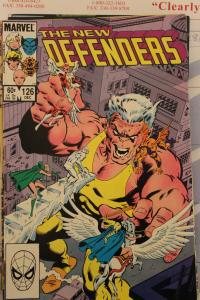 New Defenders 126 VF/NM