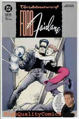 FORD FAIRLANE 3, VF/NM, Andrew Dice Clay, Detective PI, 1990, more in store