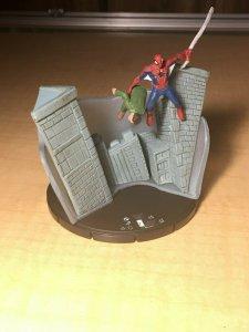 Marvel Heroclix Web of Spider-Man #100 LE Large Sculpt Dial Figure MFT4