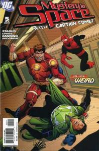 Mystery in Space (2006 series) #5, NM- (Stock photo)