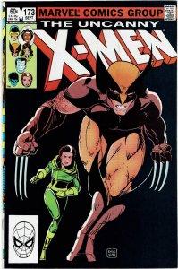 The Uncanny X-Men #173 Chris Claremont Paul Smith The Hand NM-