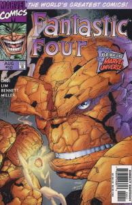 Fantastic Four (Vol. 2) #10 VF/NM; Marvel | save on shipping - details inside