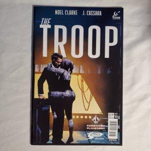 The Troop 1 Very Fine- Jetpack Exclusive