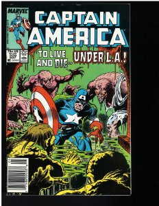 Captain America #329 (Marvel, 1987)