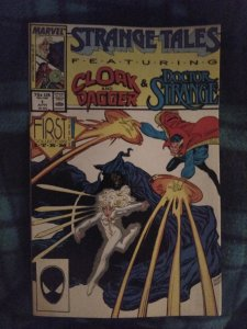 Strange Tales #1 NM Direct Edition! First Issue Collectors Item!