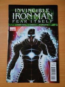 The Invincible Iron Man #509 ~ NEAR MINT NM ~ 2011 Marvel Comics