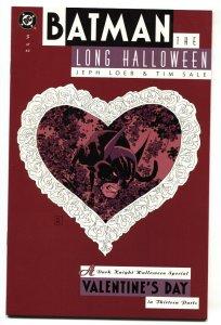Batman The Long Halloween #5 COMIC BOOK  1996 nm-