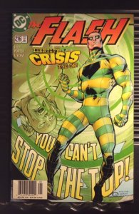 The Flash #216 (2005)