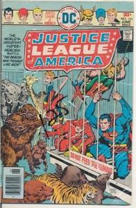 DC Comics Justice League of America #131 Fine+ (6.5) bronze age 30 cents (380J)
