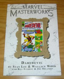 Marvel Masterworks TPB 17 VF/NM stan lee - wally wood - daredevil 1-11 (2010)