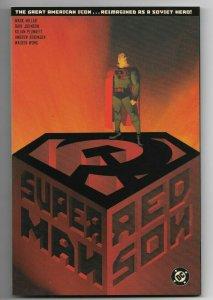 Superman Red Son TPB Soft Cover First Print DC 2004 Mark Millar High Grade NM