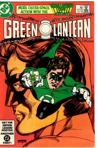 Green Lantern #171 (1960 v2) Gil Kane NM
