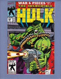 Incredible Hulk #390 NM- X-Factor Marvel 1992