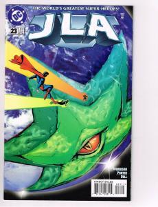 JLA # 23 Justice League Of America DC Comic Book Batman Flash Superman S11