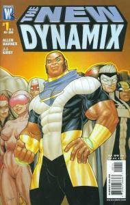 New Dynamix #1, NM (Stock photo)