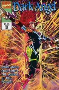 Dark Angel (2nd Series) #9 FN; Marvel UK | save on shipping - details inside