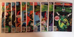 Green Lantern 90 91 92 93 94 95 96 97 98 99 VF/NM Lot Set Run
