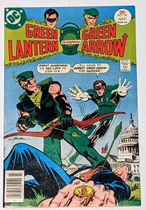 Green Lantern #95 (Jul 1977, DC) NM- 9.2 Mike Grell cover