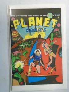 ACG Comics Planet Comics #1 (2000)  6.0 FN