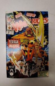 The New Warriors #16 (1991) NM Marvel Comic Book J716