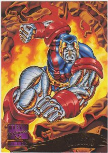 1995 Marvel Masterpieces #118 Colossus