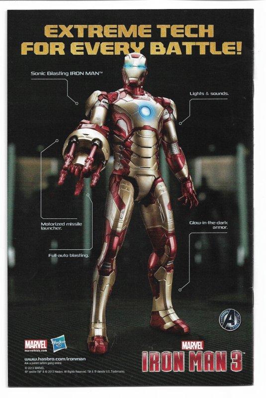 Secret Avengers #13 (2014) VF-NM