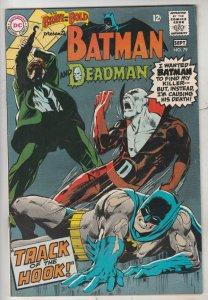 Brave and the Bold, The #79 (Sep-68) NM- High-Grade Batman