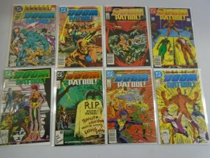 Doom Patrol lot 40 different from #1-50+ Annual 6.0 FN (1987-91 2nd Series)