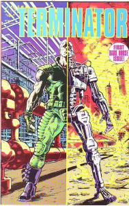 Terminator #1 (Aug-90) NM/NM- High-Grade Terminator
