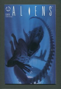 Aliens #2  /  9.2 NM-  / 2nd Series 1989