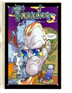 Trencher # 2 NM Image Comic Book 1st Print Super-Heroes MR8