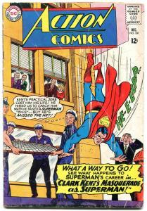 Action Comics #331 1965--- Superman  DC Silver Age G/VG