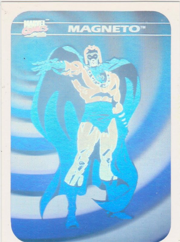 1990 Marvel Universe Complete Hologram Set