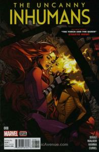 Uncanny Inhumans, The (2nd Series) #8 VF/NM; Marvel | save on shipping - details