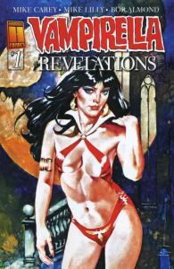 Vampirella Revelations #1C VF; Harris | save on shipping - details inside