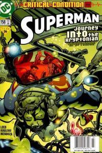 Superman (1987 series) #158, NM- (Stock photo)