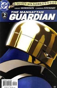 Seven Soldiers: Guardian #2, NM (Stock photo)