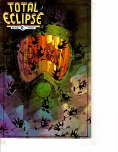 Lot Of 2 Comic Books Eclipse Total Eclipse and America's Best Top 10 #10 MS9