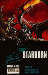 Starborn #4B VF/NM; Boom! | save on shipping - details inside
