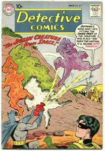 DETECTIVE COMICS #277, VG+, Bob Kane, Caped Crusader, 1937 1960, more in store