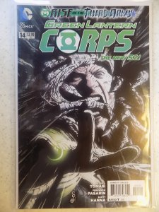 NEW FIFTY TWO GREEN LANTERN CORPS # 14