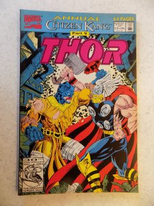 MIGHTY THOR ANNUAL # 17