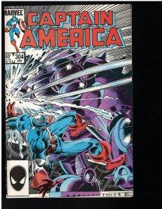 Captain America #304 (Marvel, 1985)