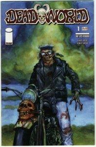 Deadworld Vol. 3 #1 - Image Comics - April 2005