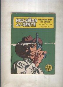 Hazañas del Oeste numero 197: De uno en uno (teran)