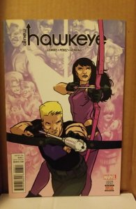 All-New Hawkeye #6 (2016)