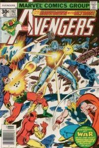 Avengers (1963 series) #162, Fine (Stock photo)
