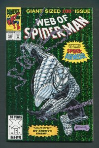 Web of Spiderman #100 / 9.6 NM+ - 9.8 NM-MT  May