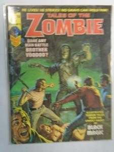 Tales of the Zombie (1975) #10 3.0/GD