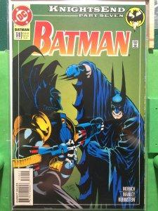 Batman #510 KnightsEnd